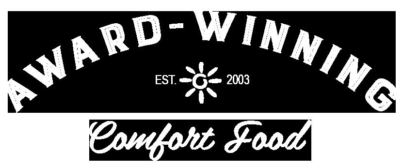Award Winning Comfort food